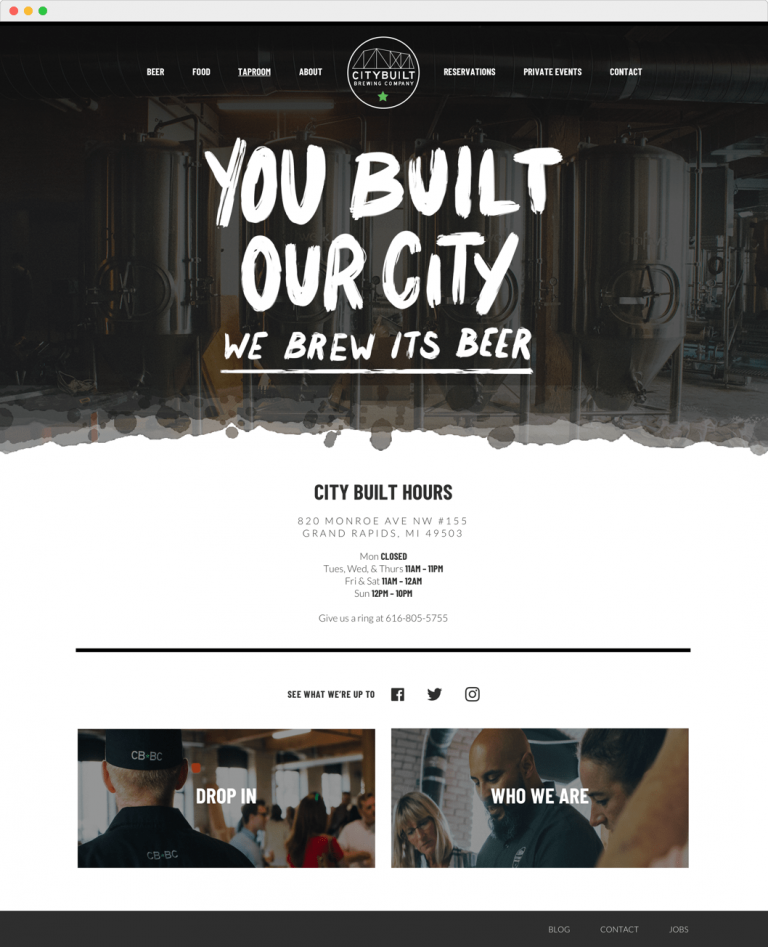 City Built Brewing Co.